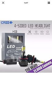 H13 and 9008 Led Headlight Bulb High/Low Beam