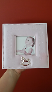 Pink Rocking Horse Photo Frame Scarborough Stirling Area Preview