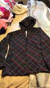Girls size 10/12 jacket