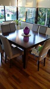 Square Dining Table Mount Annan Camden Area Preview