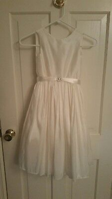 Jessica Lynn flower girl dress size 6 altered to size 4 pageant