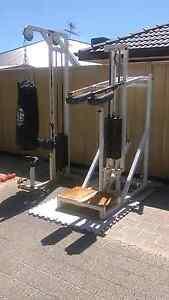 Gym pieces bargain Maddington Gosnells Area Preview