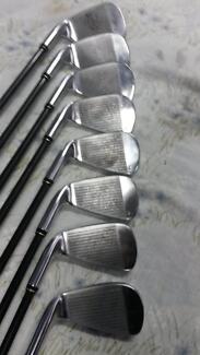 PRGR 905 set of irons