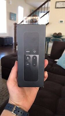 NEW Proper Apple TV Siri 4th Generation Remote Control