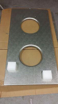 Heatcraft Interlink Refrigeration 27 X 54 Bottom Panel C26360a2