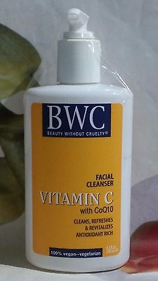 BWC - Beauty Without Cruelty – Vitamin C with CoQ10 Facial Cleanser 250ml