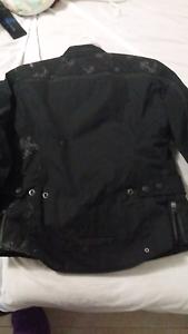 Womens motorbike jacket and draggin pants Mosman Park Cottesloe Area Preview