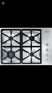 Brand New Miele Gas Cooktop
