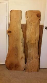 Timber slabs