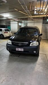 2004 Mazda Tribute Limited Sport 4 Sp Automatic 4x4 4d Wagon