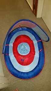 Swim seat 8-11kg 50+uv protection sun shade. Merriwa Wanneroo Area Preview