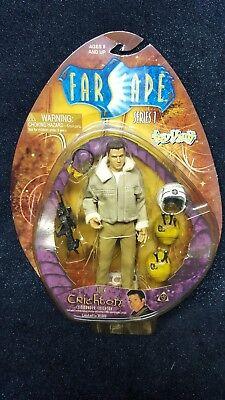 Farscape Toyvault series 1 sealed John Crichton commander figure