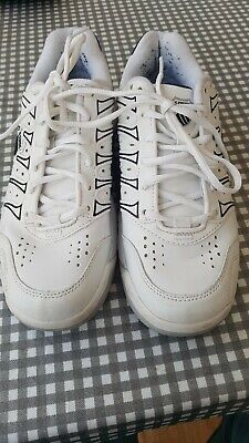 K swiss trainers Uk6 Aosta2 Excellent Condition Mens White