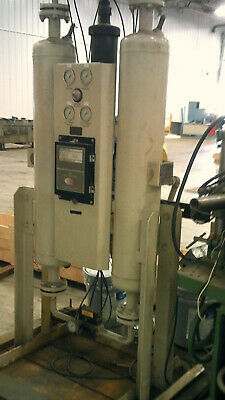 Pneumatic Products Heatless Desiccant Air Dryer Dha-c 150psig