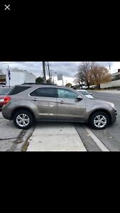 2010 Chevy Equinox 2.4L  4cylinder Gold