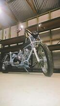 Suzuki Bobber (Incomplete Project ~90% Done) Telarah Maitland Area Preview