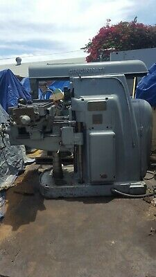 Cincinnati Horizontal Milling Machine N.3 Table 15x62