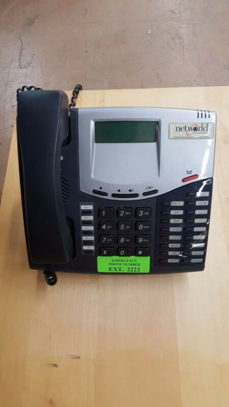 Lot Of 10 INTER-TEL AXXESS Digital Terminal Phones Model 8520
