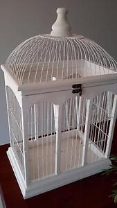 White Wishing Well Birdcage Bokarina Maroochydore Area Preview