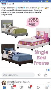 Bed , daybed , storage bed