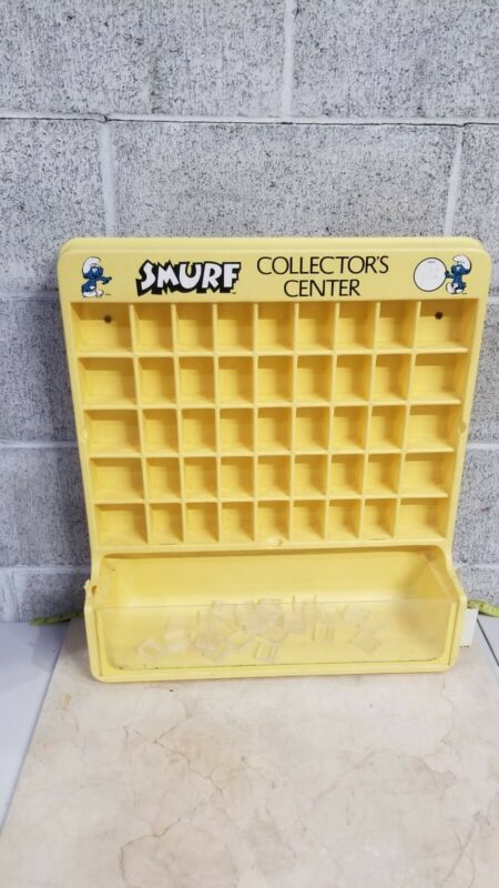 Super Rare Smurf Collectors Center!!!