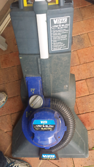Victa vac and blow new condition.