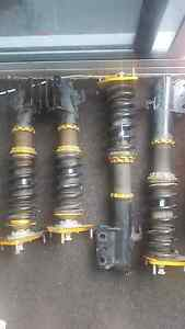 ISC N1 coilovers for 2002 subaru impreza Alexandria Inner Sydney Preview