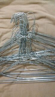 Wire clothes hangers x 37 Bronte Eastern Suburbs Preview