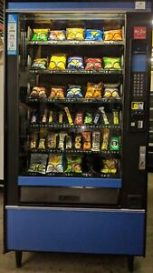 Crane National, Snack Vending Machines