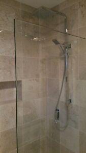 Labourers bathroom renovation