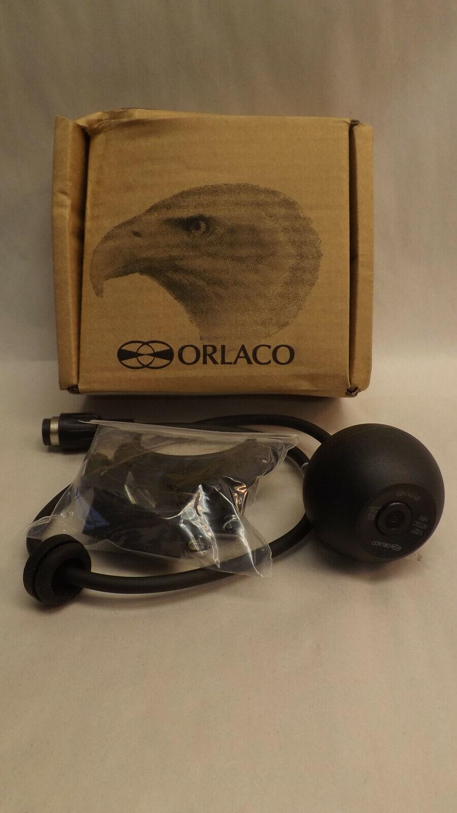 NEW Orlaco 4 Pin FAMOS camera 102º PAL MIRROR Rear View, part # 0171120