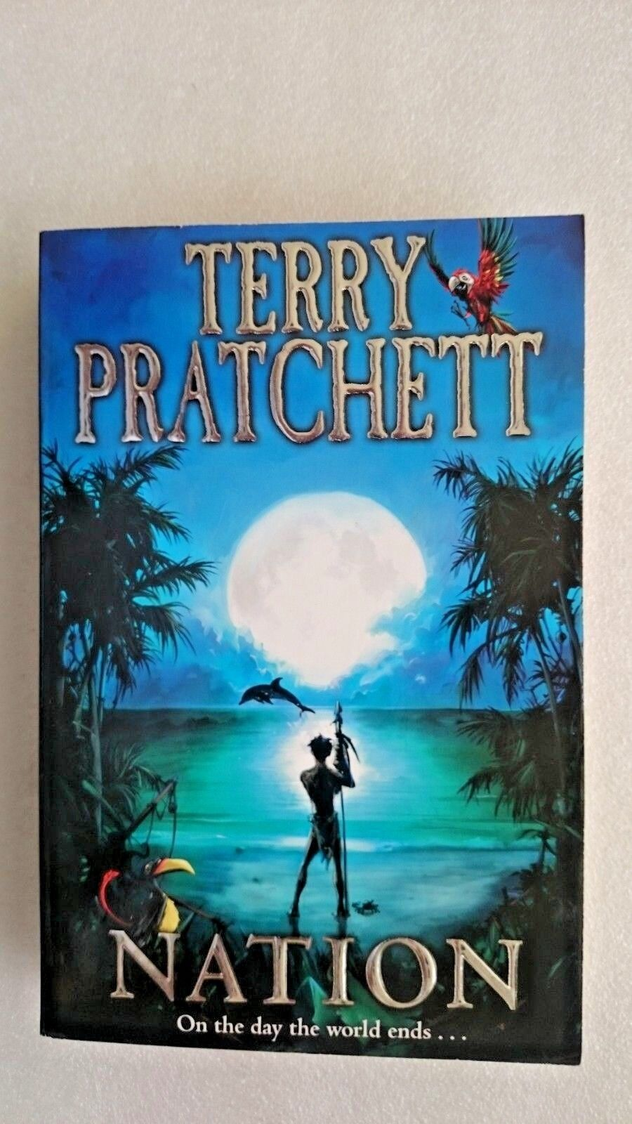 Terry Pratchett: Nation (Paperback 2009) -  A Discworld Novel