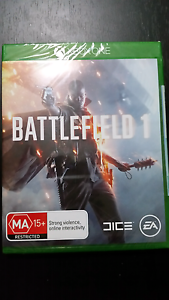 Battlefield 1 Xbox One Sealed Unopened Brand New Darley Moorabool Area Preview