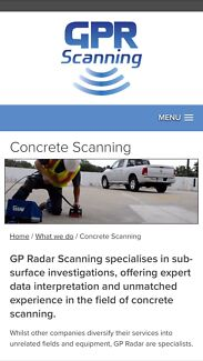 Concrete scanning business Pelican Waters Caloundra Area Preview