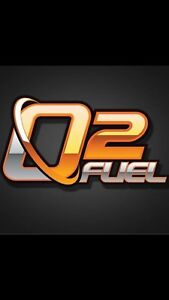 02 fuel at Sharkeys