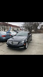 2013 MERCEDES C300—FINANCE AVAILABLE—
