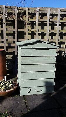 stylish garden compost bin or storage bin perfect for valentines day!