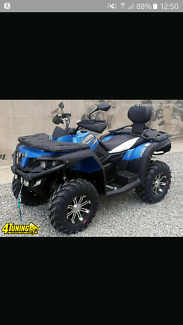 Wanted: Looking for cfmoto 550ho quad