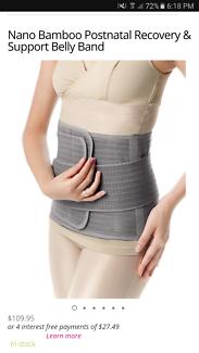 Maternity Belt excellent condition