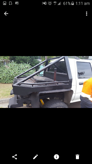Toyota hilux comp style tray ln106