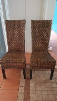 6 x dining chairs for sale Bilgola Pittwater Area Preview