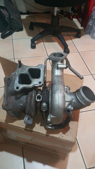 Mitsubishi Lancer Evolution X 10 CZ4A 4B11 TDO5HA Turbo   Engine