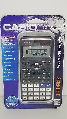 Casio Scientific Calculator FX 991 EX 552 Function NEW for sale  Shipping to South Africa