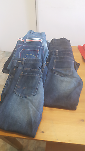 Boys size 10-12 Jeans and tshirts Glynde Norwood Area Preview