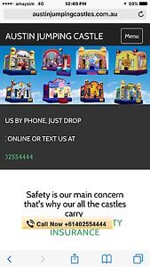 Jumping castle hire Canterbury Canterbury Area Preview