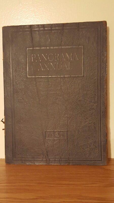 1925 Panorama Annual Yearbook Binghamton Central High School New York