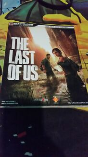 The Last of Us Game Guide Upper Ferntree Gully Knox Area Preview