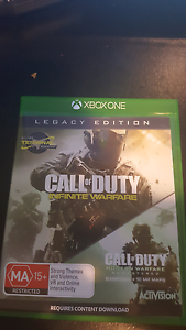 Infinite Warfare legacy edition xbox one Gosnells Gosnells Area Preview