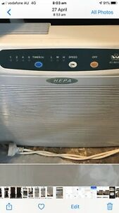 Air purifier great for asthmatic