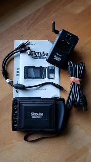 Gigtube wireless camera controller